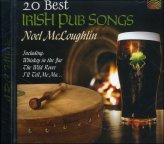 20 Best Irish Pub Songs - CD