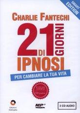 21 Giorni di Ipnosi - Cofanetto 3 CD con Manuale