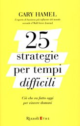 25 Strategie per Tempi Difficili - Libro