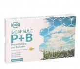 5 Capsule P+B - Propoli Italiana con Boswellia