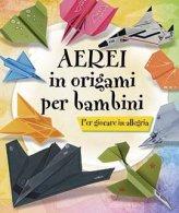 Aerei in Origami - Libro