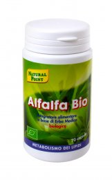 Alfalfa - 70 Capsule
