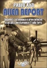 Alien Report - Libro