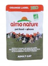 Almo Nature Bocconcini per Gatti con Pollo e Verdure