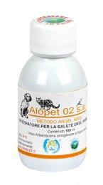 Alopet 02 - Integratore Alimentare per Animali con Miele di Acacia
