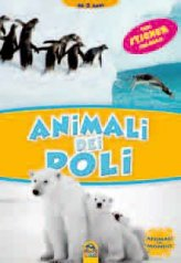 Animali dei Poli + Sticker