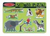 Animali dello Zoo - Puzzle Sonoro
