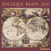 Antique Maps - Calendario 2016
