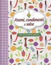 Aromi, Condimenti e Salse con Adesivi