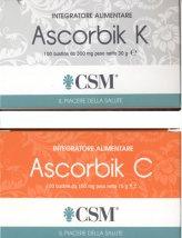 Ascorbik K + Ascorbic C
