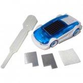 Auto Ibrida a Energia Solare e Acqua Salata