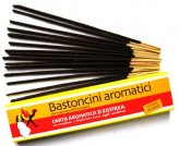 Bastoncini Aromatici alla Carta Aromatica d'Eritrea (16 Stick)