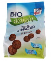 Bio Light - Biscotto di Farro Bio al Cacao