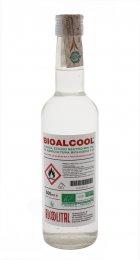 Bioalcool - Alcool Etilico Neutro Biologico 500 ml