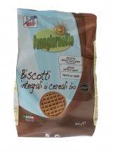 Biscotti Integrali di Cereali Bio - 300 g