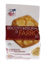 Biscotti Integrali di Farro Bio - 400 gr