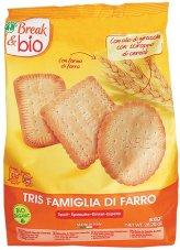 Biscotti Tris Famiglia di Farro
