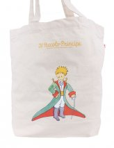 Borsa Shopper - Il Piccolo Principe - Il Mantello