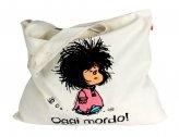 Borsa Shopper - Mafalda - Oggi Mordo!