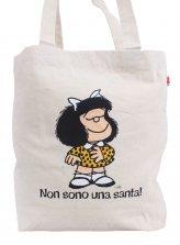 Borsa Shopper - Mafalda - Non Sono Una Santa!