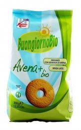 Buongiorno Avena + Bio - Biscotti - 350 g
