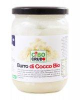 Burro di Cocco Bio - Coconut Butter Raw Organic