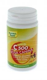 C 500 con Rosa Canina