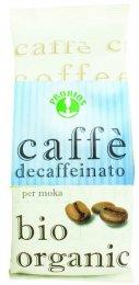 Caffè Decaffeinato per Moka 250 gr