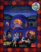 Calendario dell'Avvento - Libro Pop-up con DVD