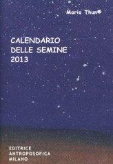 Calendario delle Semine 2013