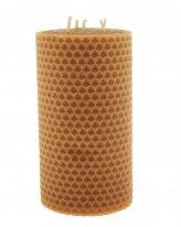 Candela Mangiafumo in Cera d'Api 12x6,5 cm