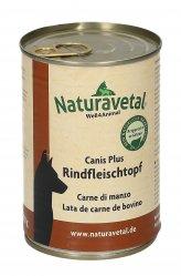 Canis Plus Rindfleischtopf - Canis Plus Lattina Di Carne Di Manzo - 410 g