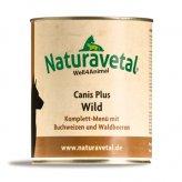 Canis Plus Wild - Canis Plus Menu Selvaggina con Grano Saraceno e Frutti di Bosco