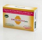 Capsule Omegarosa Plus - 500 mg