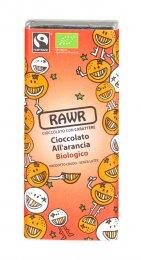 Cioccolata Rawr Zest - Cioccolato All'arancia
