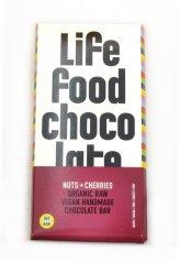 Cioccolato Noci e Ciliegie