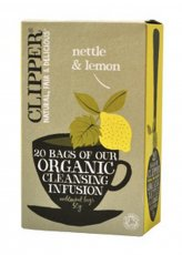 Clipper - Nettle & Lemon - Infuso Ortica e Limone