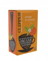 Clipper - Orange and Coconut - Infuso Arancia e Cocco