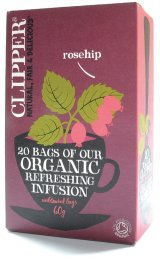 Clipper - Rosehip - Infuso Rosa Canina