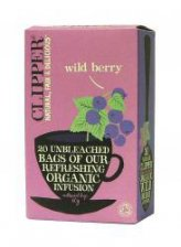 Clipper - Wild Berry - Infuso di Bacche Selvatiche e Mirtillo