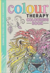 Colour Therapy - Colouring Book