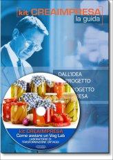 Come Aprire un Veglab – Laboratorio di Trasformazione Ortaggi - Guida + CD-rom