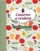 Conserve di Verdura con Adesivi