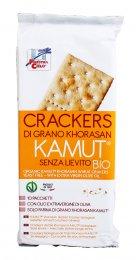 Crakers di Kamut Senza Lievito - 290 g