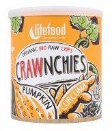 Crawnchies - Chips Croccanti con Zucca e Curcuma