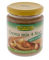 Crema Mix 4 Noci - 250 g