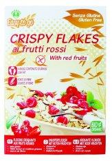 Crispy Flakes ai Frutti Rossi senza Glutine