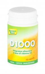 D1000 - Integratore Alimentare a base di Vitamina D
