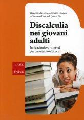 Discalculia nei Giovani Adulti - Libro