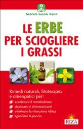 eBook - Le Erbe per Sciogliere i Grassi